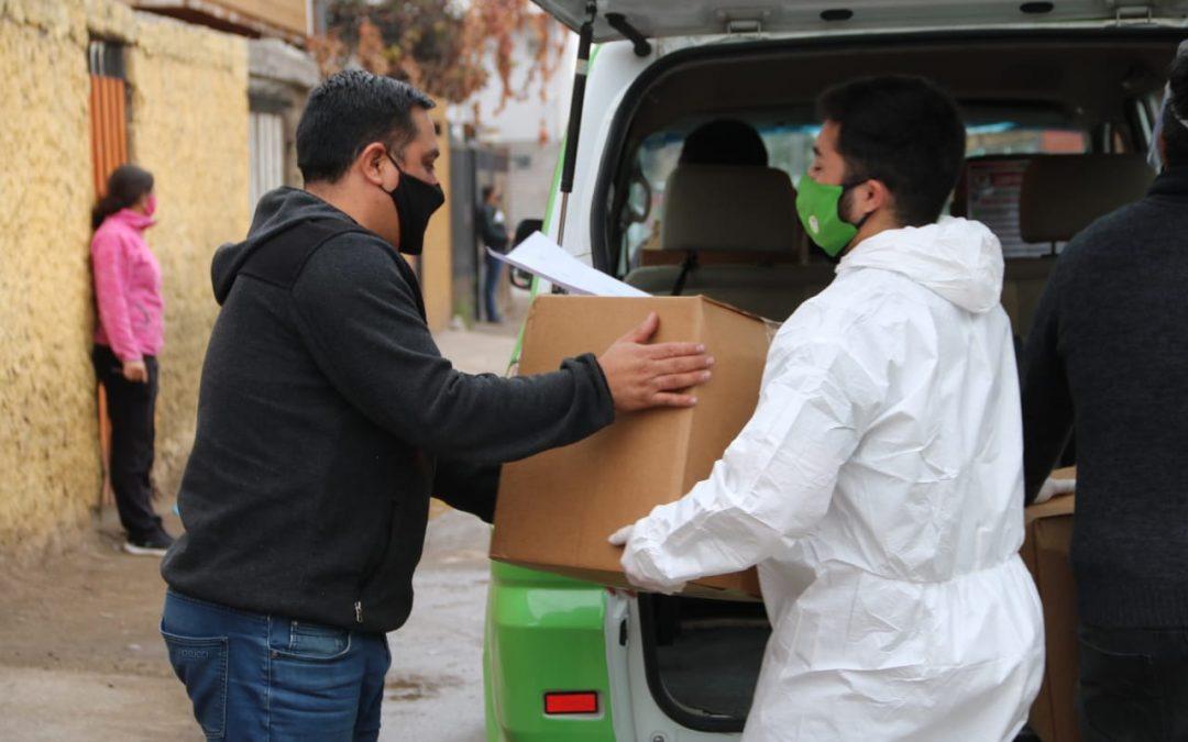 Municipalidad de El Bosque anuncia plan social y económico de emergencia para enfrentar pandemia generada por el Coronavirus