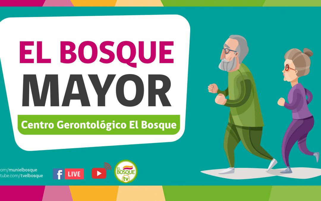 PROGRAMA STREAMING DE LA COMUNA DE EL BOSQUE CONECTA A ADULTOS MAYORES EN TIEMPOS DE PANDEMIA